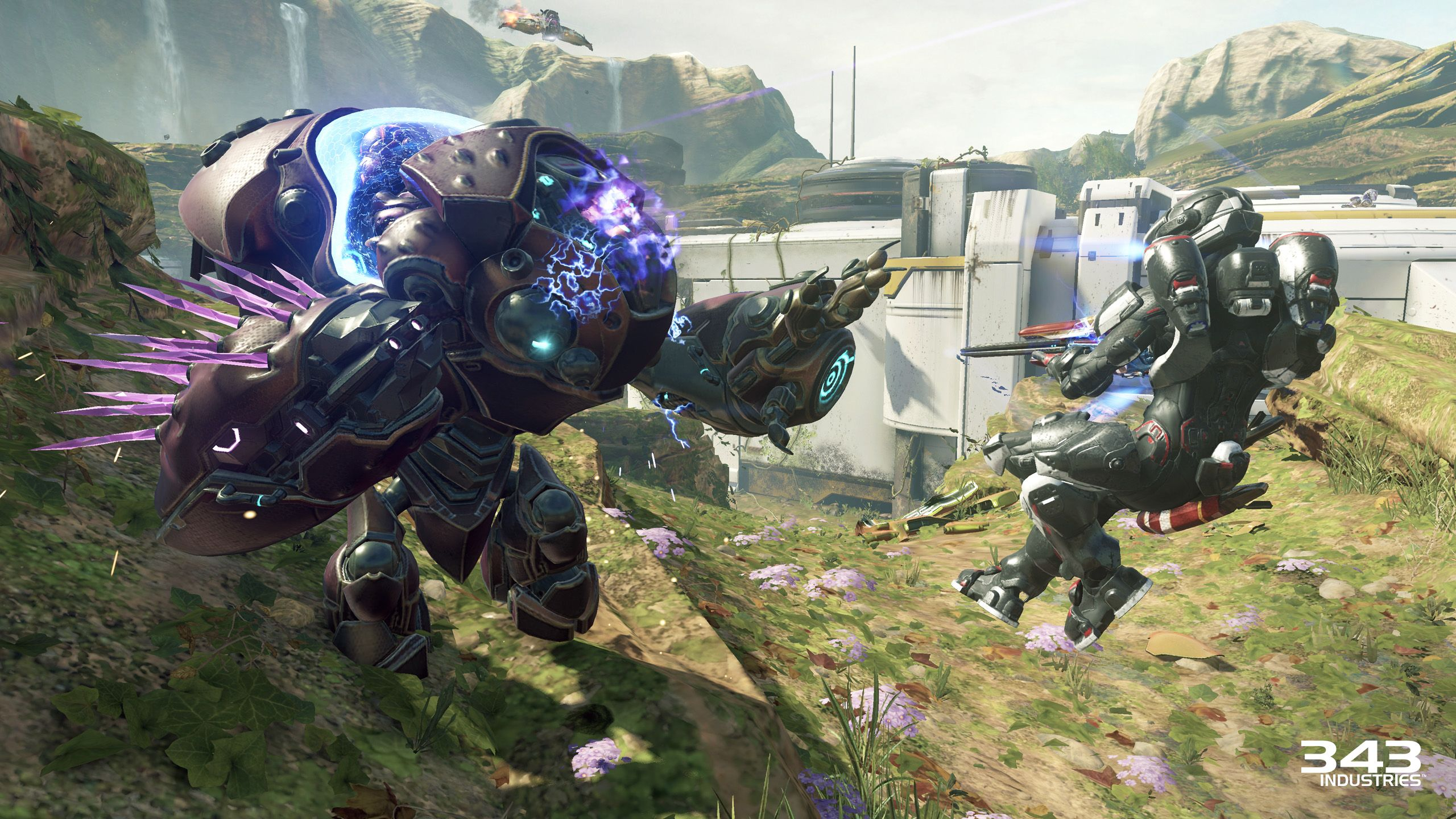 Warzone Firefight is the biggest Halo 5 content drop ever – dive in now | VG247