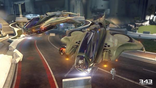Halo 5 Wasp 1