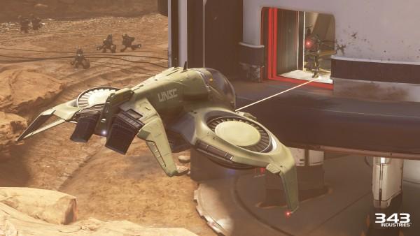 Halo 5 Wasp 3
