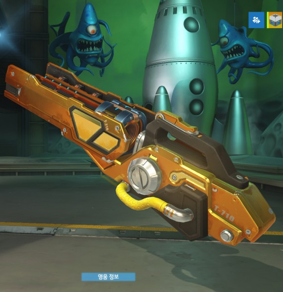 Overwatch Golden Guns 3