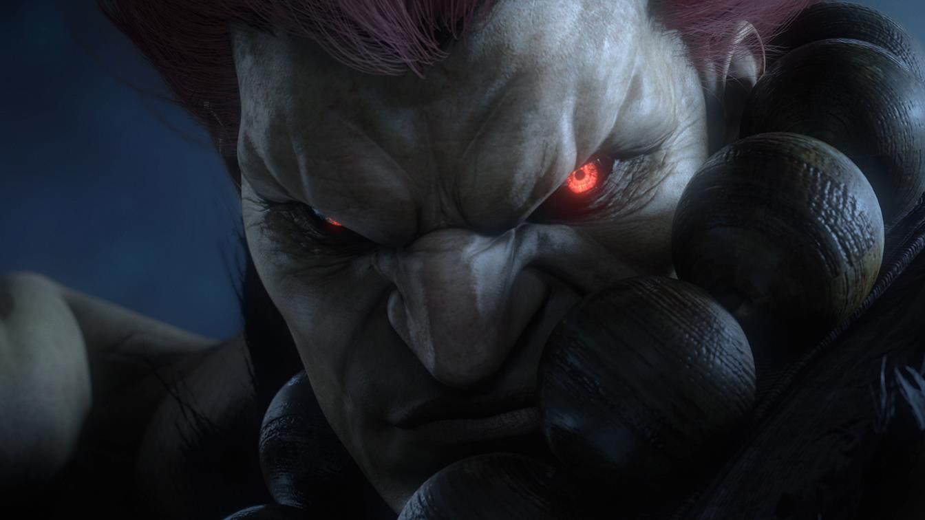 Tekken 7 Nails The Feel Of Street Fighter S Akuma Perfectly Vg247