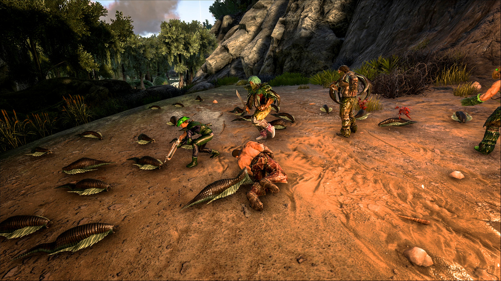 Ark: Survival Evolved update adds new creatures, Dragon Boss