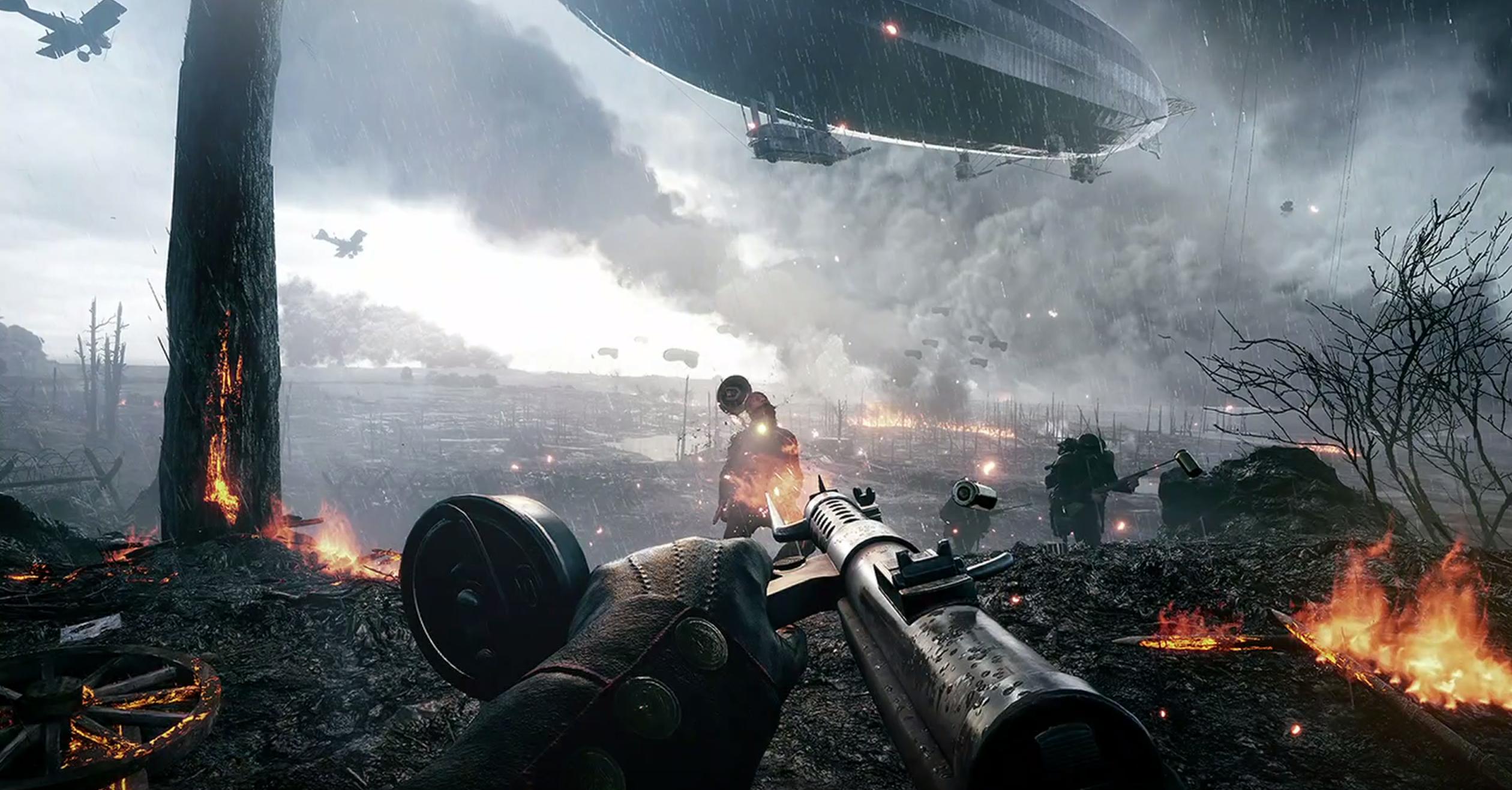 Image result for battlefield 1 ]screenshot