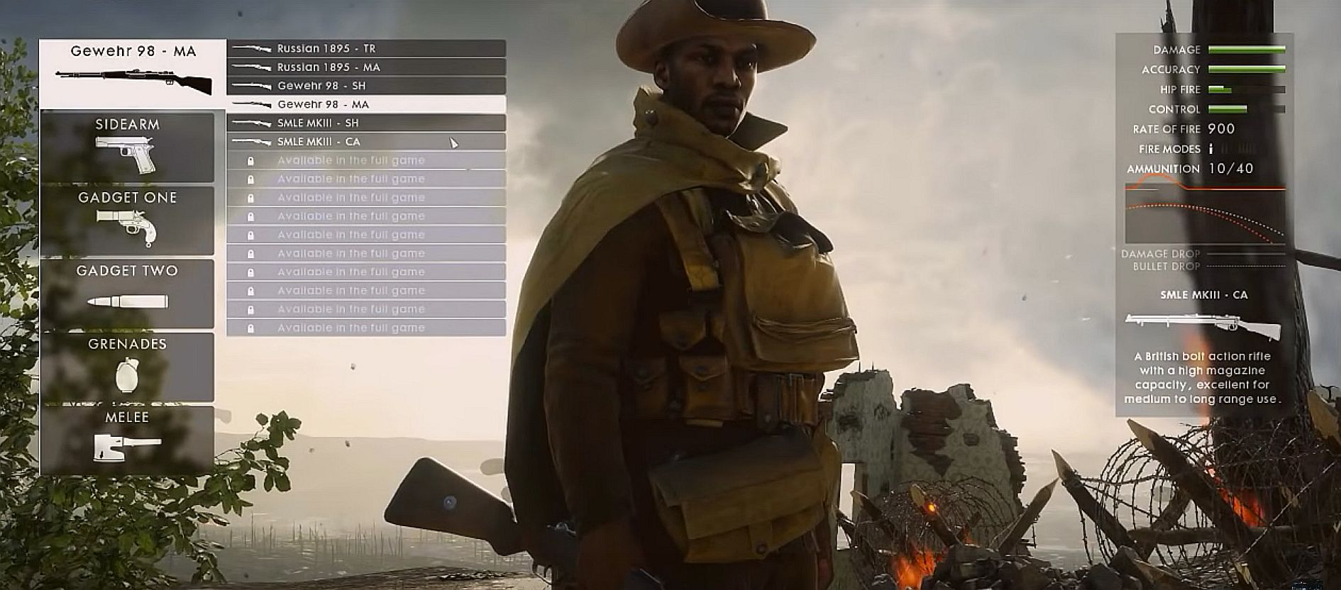 Battlefield 1 How To Level Up Earn War Bonds And Unlock Weapons