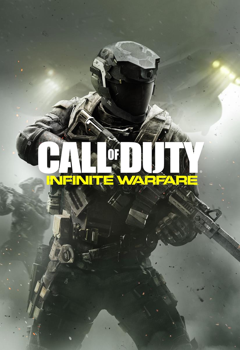 Has Call Of Duty Infinite Warfares Cover Art Been Changed To Be Less Sci Fi