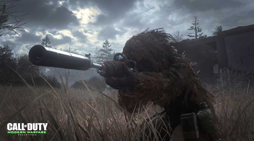 call_of_duty_modern_warfare_remastered_e3_2016_All_Ghillied_Up