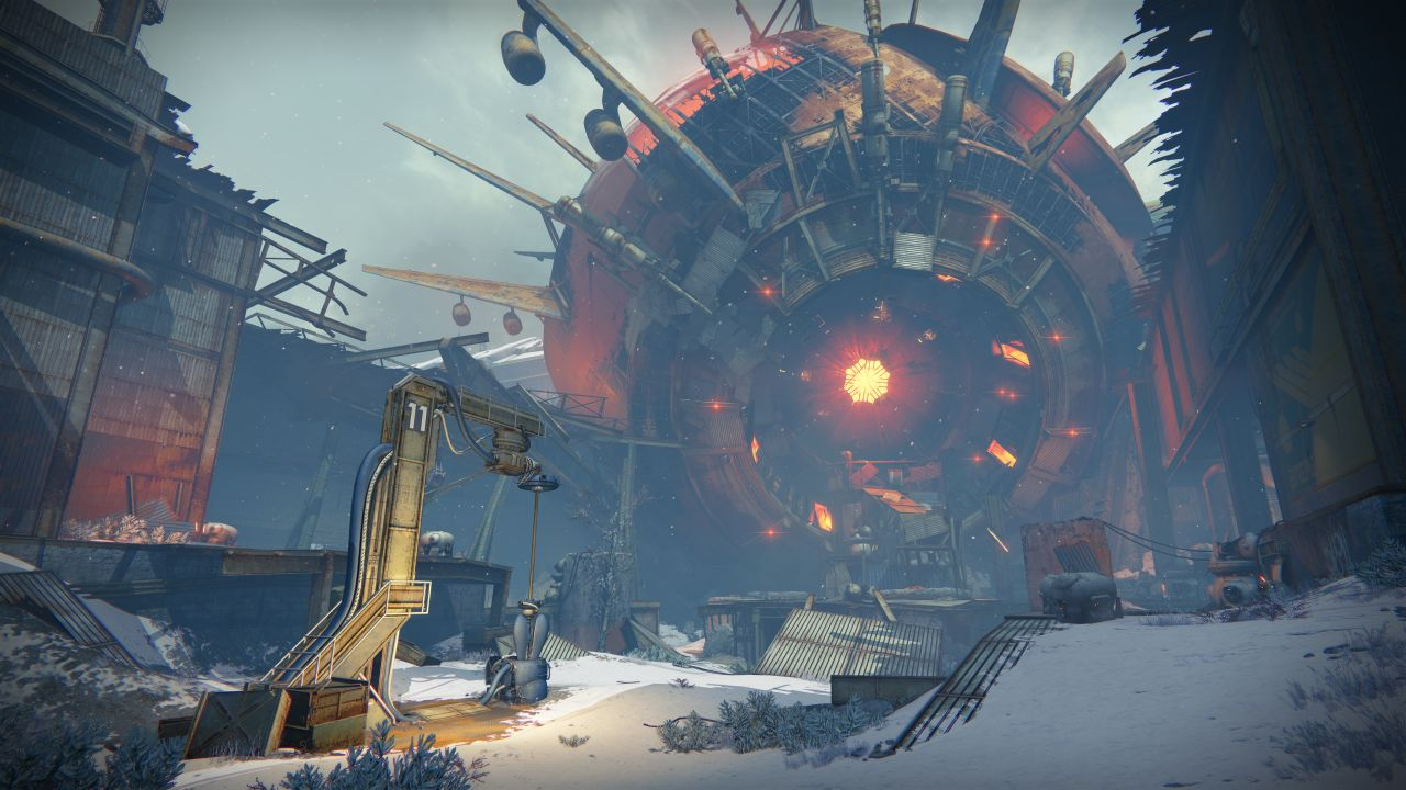 Hard mode dated for Destiny: Rise of Iron's new raid
