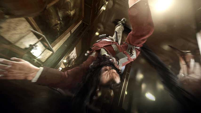 Harvey Smith wants Dishonored to become a pen and paper RPG