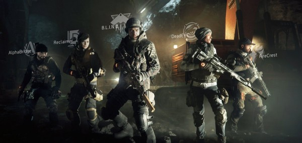 the division underground gear sets