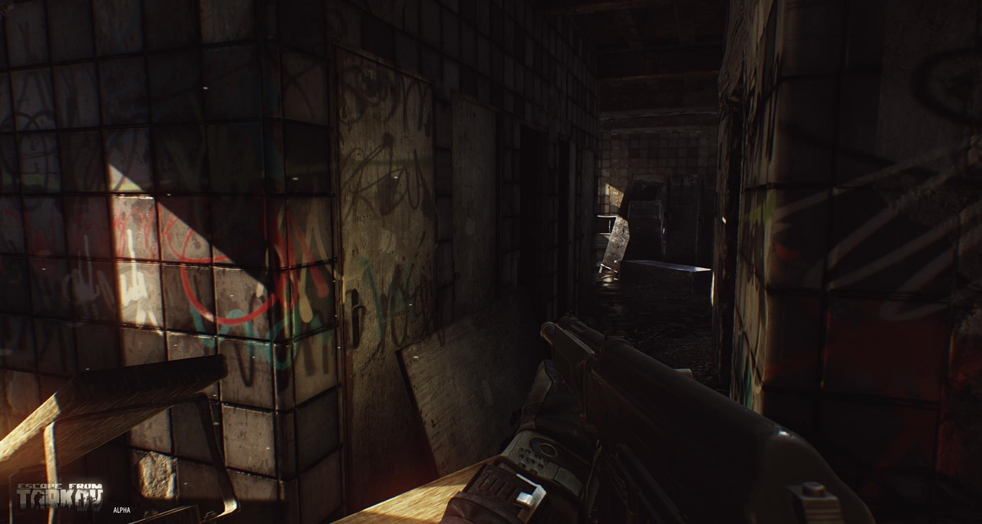 Escape from Tarkov continues to look impressive: new alpha footage