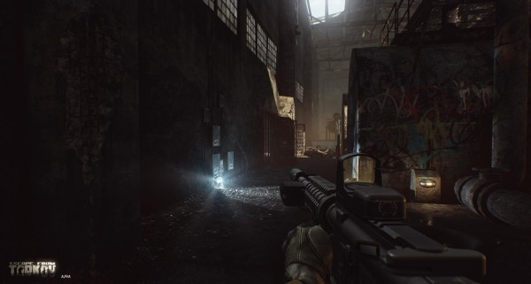 Here's who's getting access to the Escape from Tarkov alpha