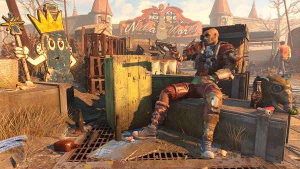Fallout 4 Nuka World file size reportedly bigger than Far Harbor ...