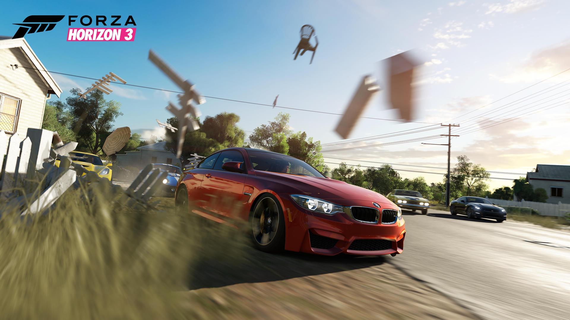 Forza Horizon Car Barn Finds Visual Guide
