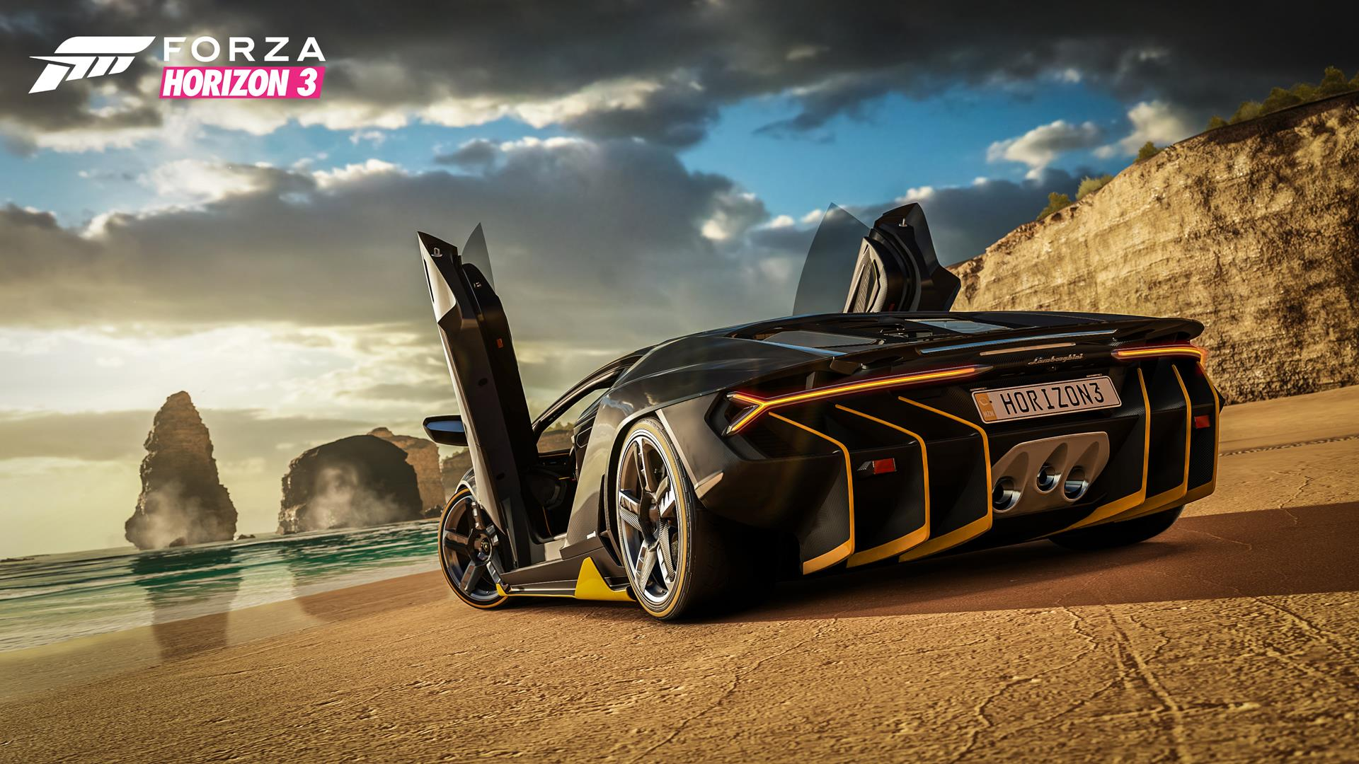 forza_horizon_3_gameplay_reveal_e3_screen_9 Elegant Lamborghini Huracan forza Horizon 2 Cars Trend