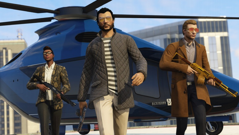 GTA Online: Finance and Felony - how to become a CEO and make big