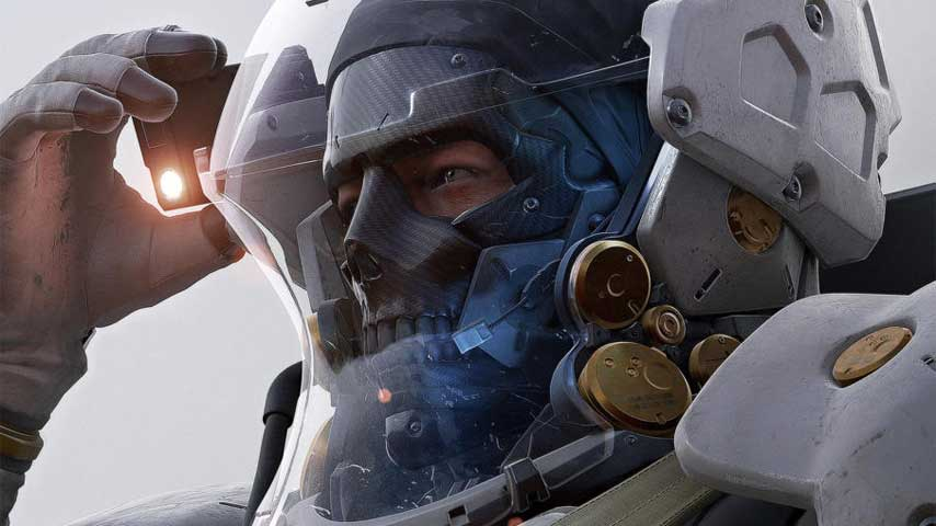 Kojima Productions' Mascot Now Has A Face (Sort of)