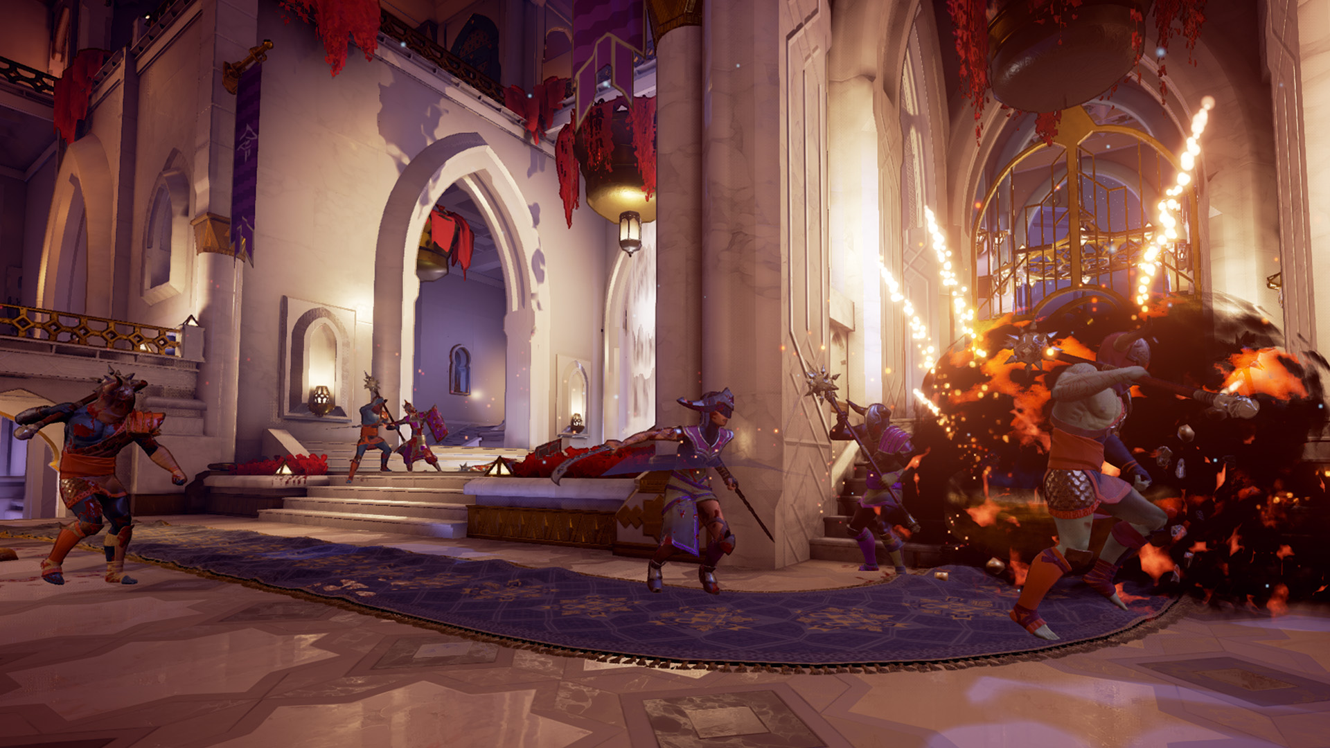 Mirage: Arcane Warfare is the new swords and sorcery title from Torn Banner Studios