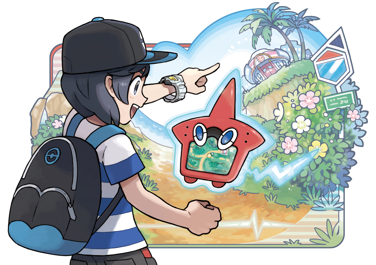 Pokemon Sun And Moon Pokedex Round Up Names Descriptions