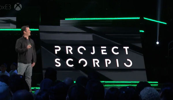 Microsoft's Project Scorpio confirmed for this week