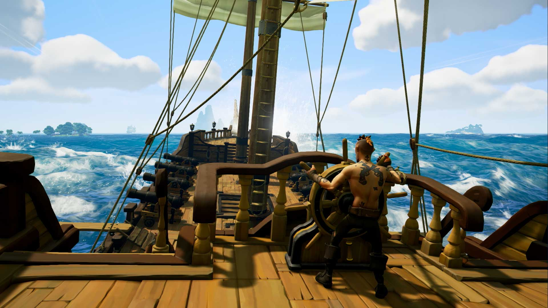 Image result for sea of thieves 1920x1080