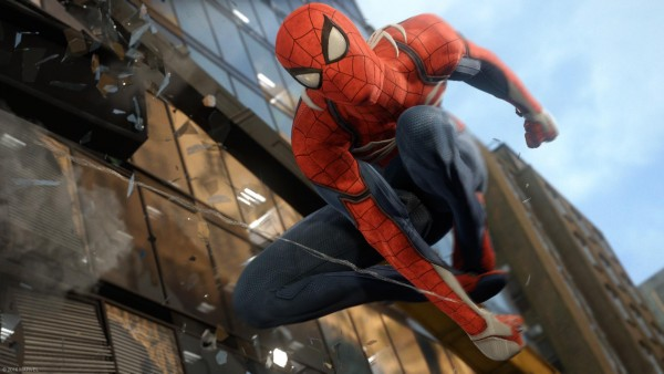 Spider-Man game's mysterious villain may have been revealed