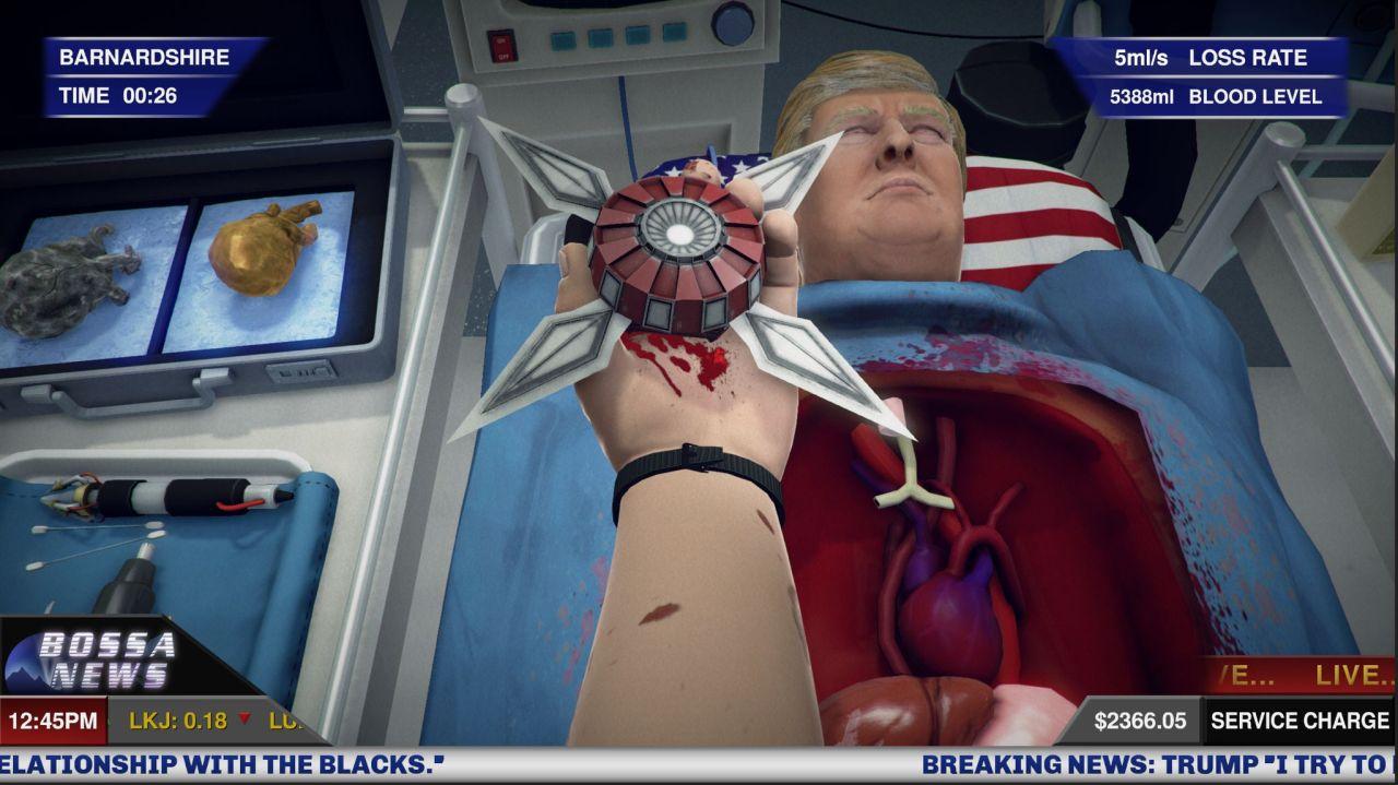 Скачать игру на компьютер surgeon simulator 2018