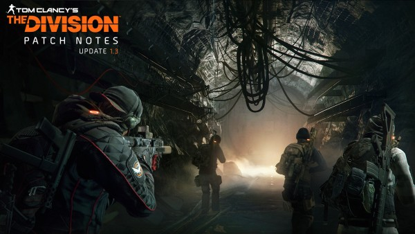 the division patch notes 1.3