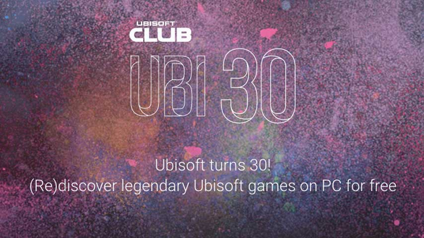 Get A Free Ubisoft Pc Every Month For Seven Months