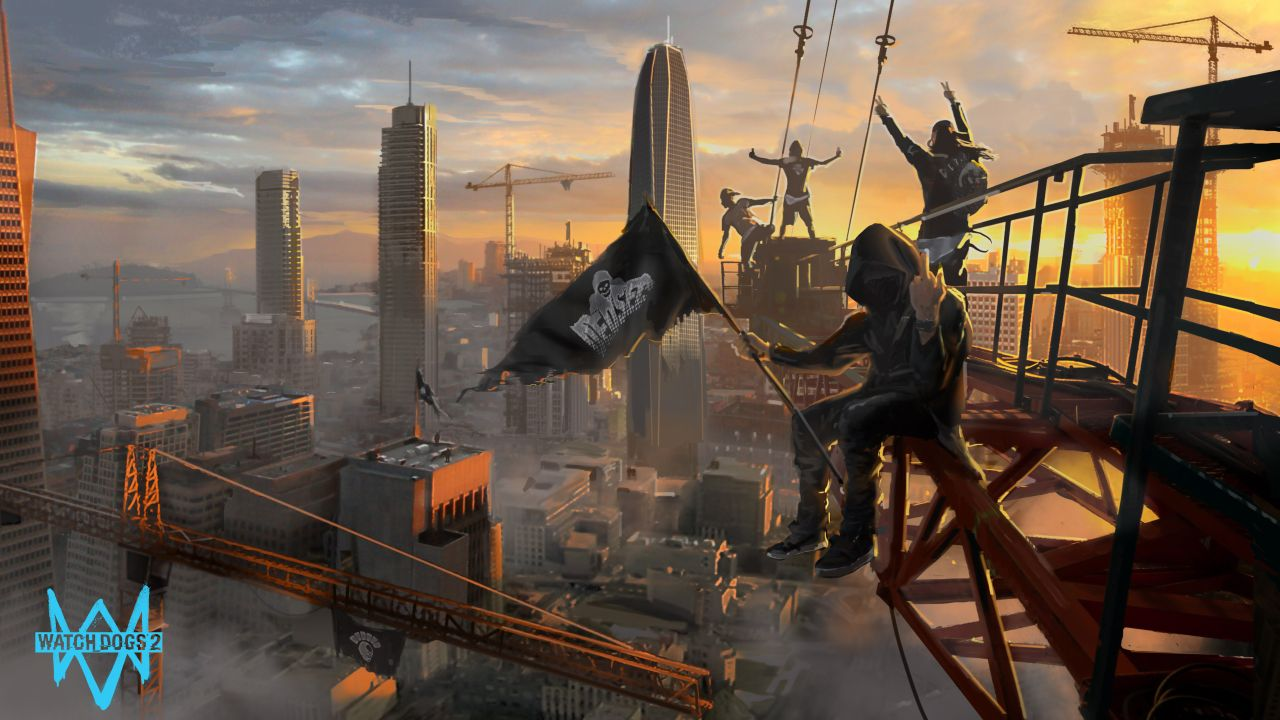 Watch Dogs 2's full multiplayer experience going live