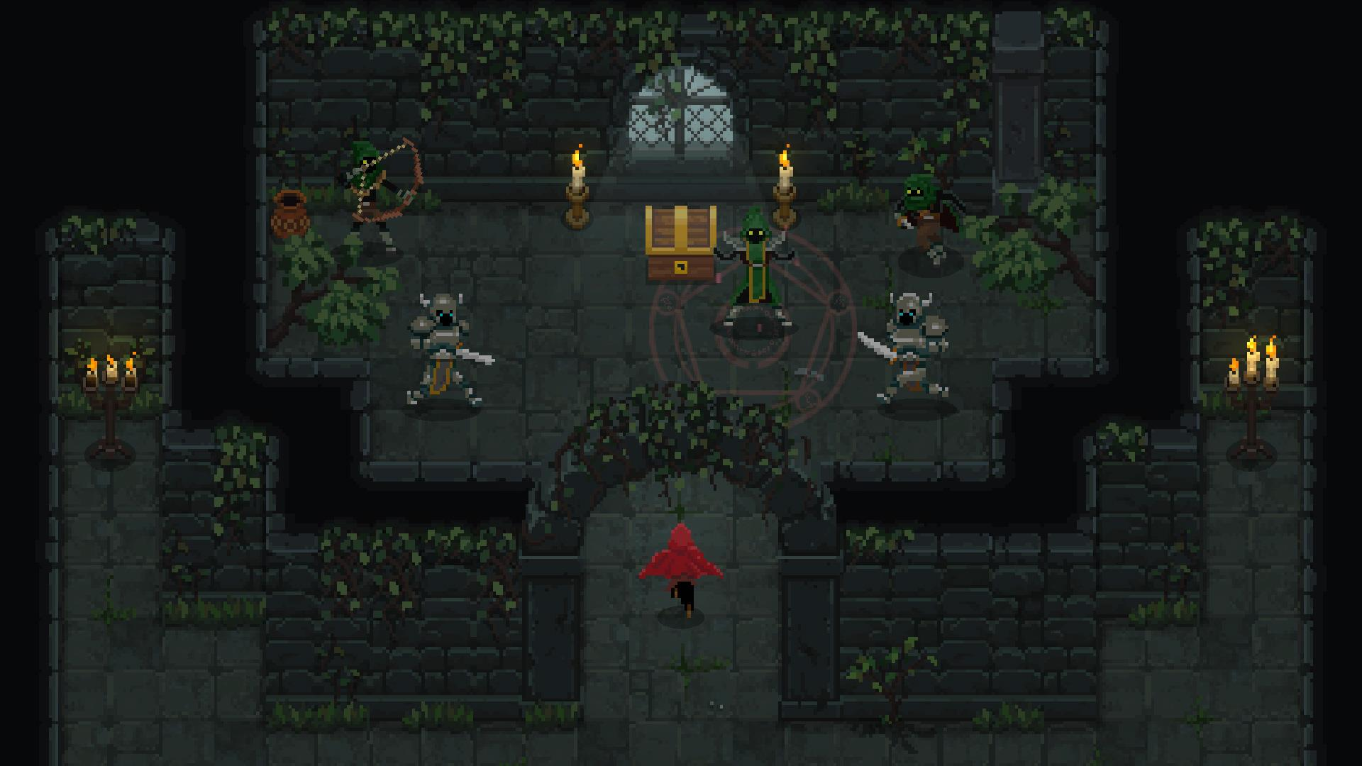 Wizard Of Legend Is A 2d Dungeon Crawler Where Wizards Arent Boring