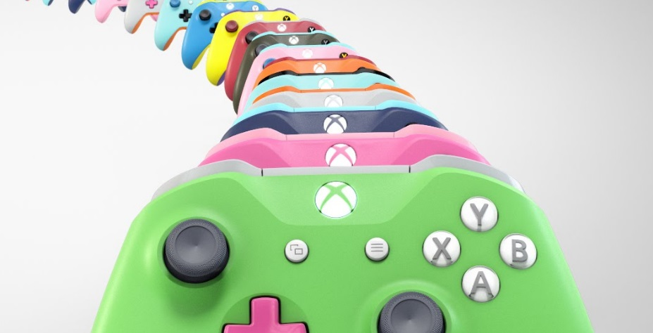 Here's what one of those $80 custom-made Xbox One
