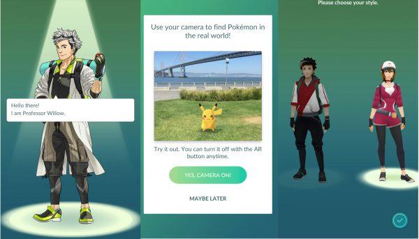 1 pokemon go getting started