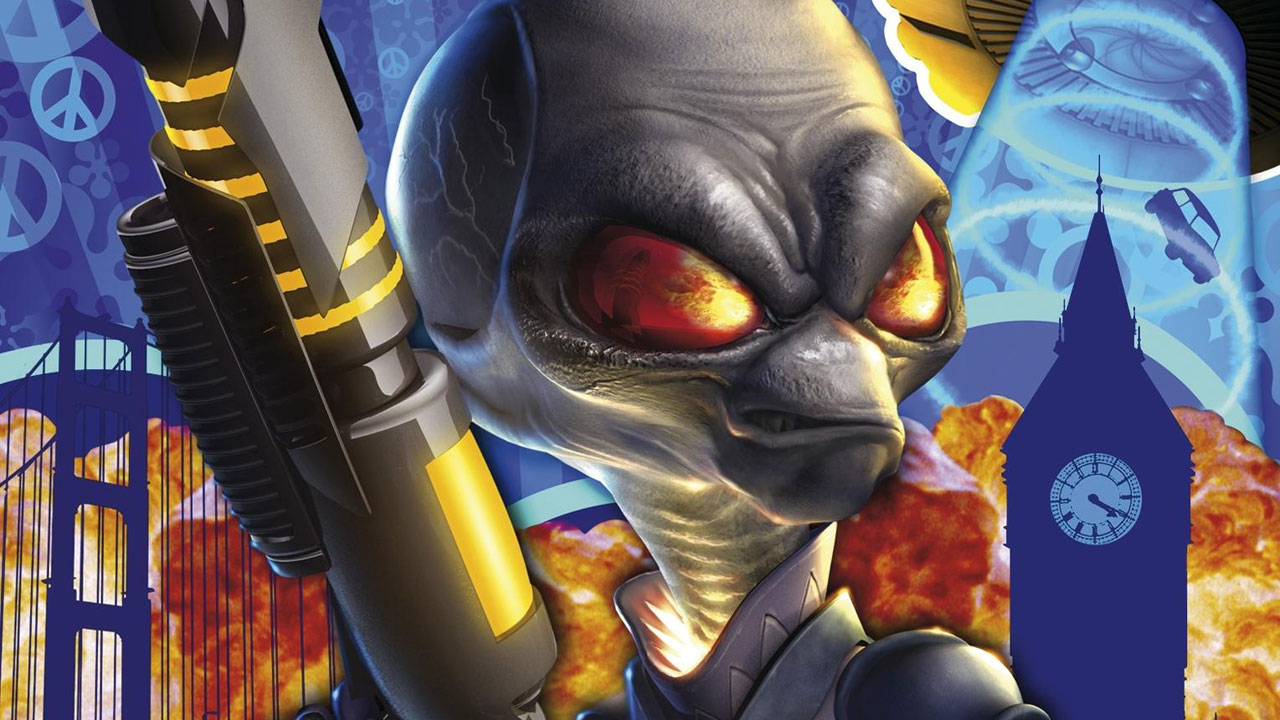 Destroy All Humans on Xbox One