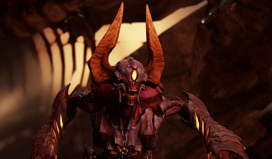 Private Matches and Deathmatch coming with DOOM Free Update 3 later this month | VG247