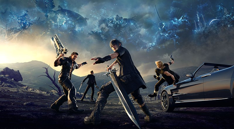 Final Fantasy 15 guide: tips and advice for your royal road