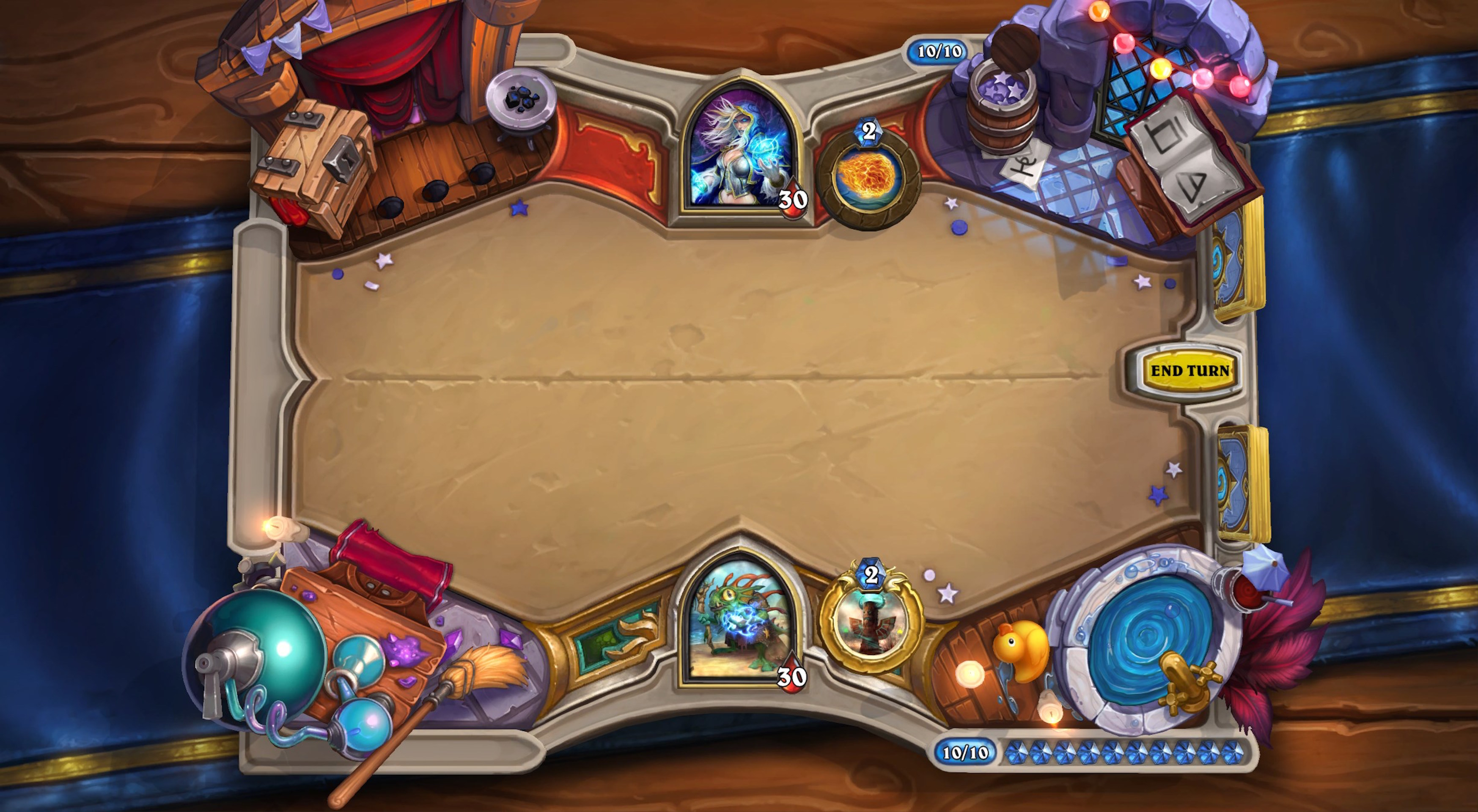 hearthstone_one_night_in_karazhan_game_board