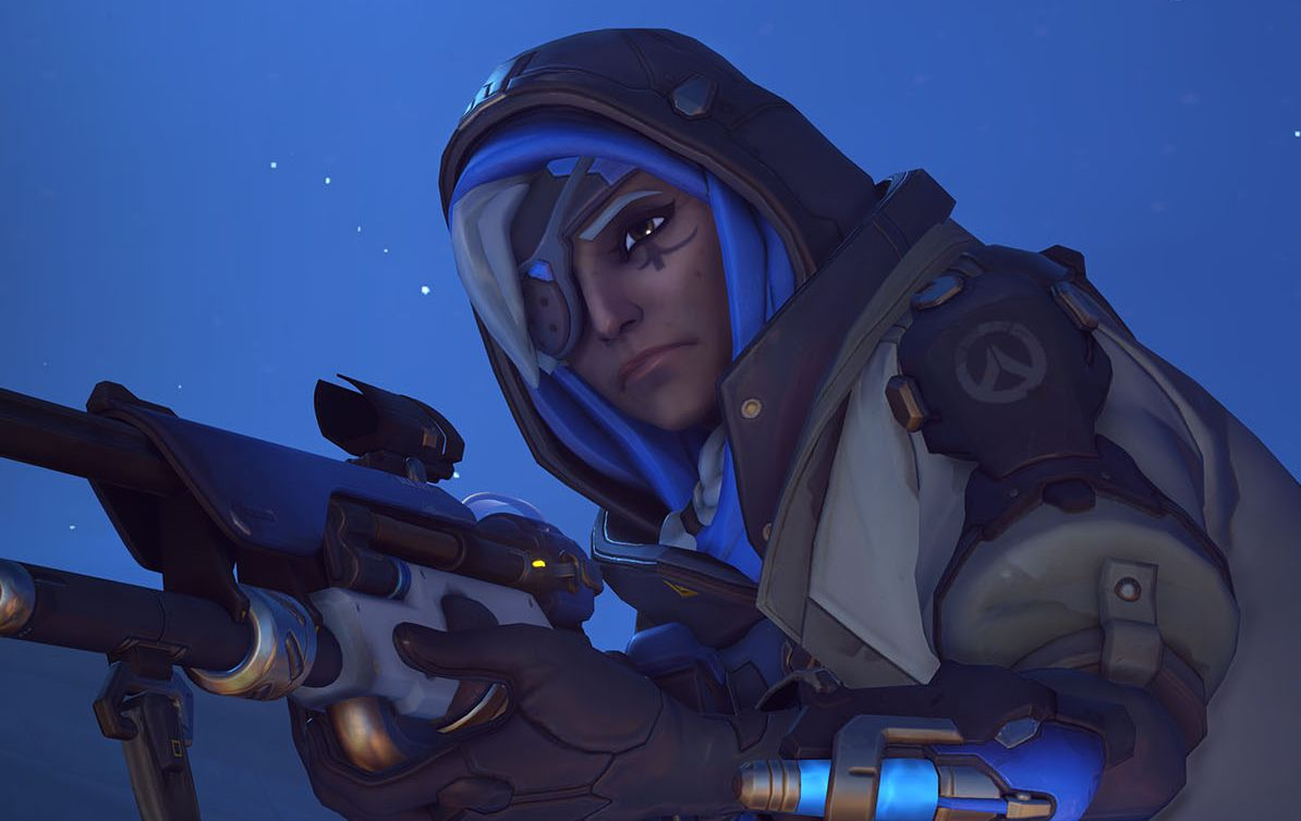 Ana Emotes overwatch: here's a look at ana's skins, emotes, poses