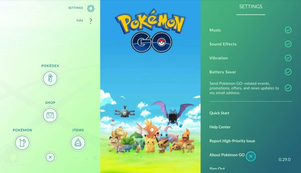 pokemon go guide battery