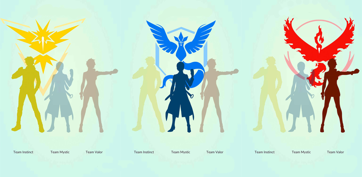 instinct valor or mystic