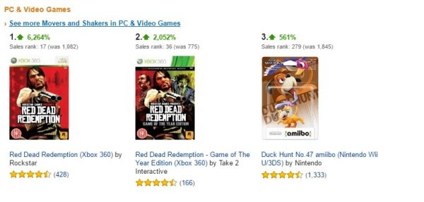 red dead redemption sales amazon