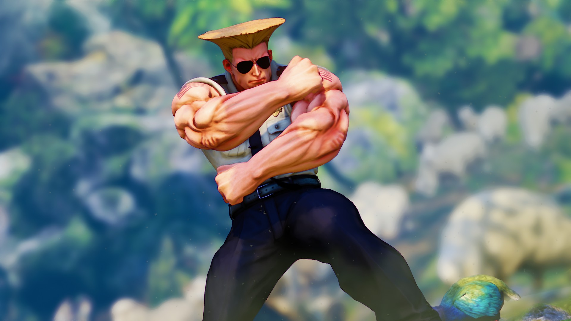 Street Fighter 5 Guile Move List Vg247