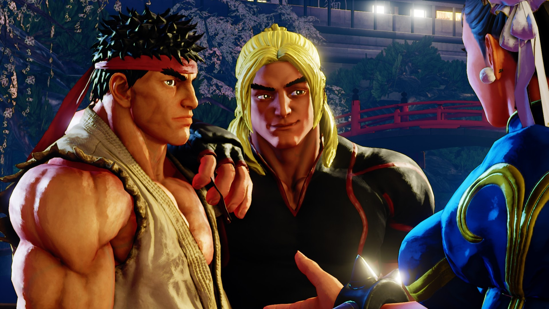 Street Fighter 5 S New Story Mode Nails The Series Cheesy Tone