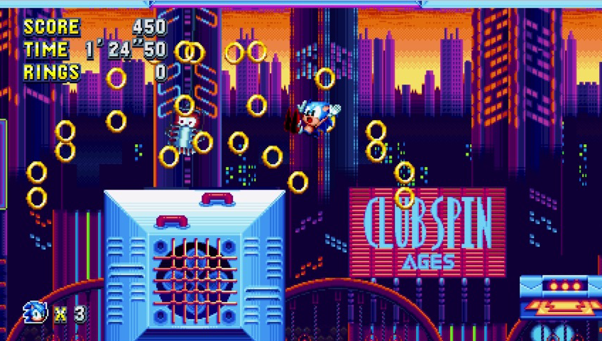 Sonic Mania Gets Delayed Yet Again