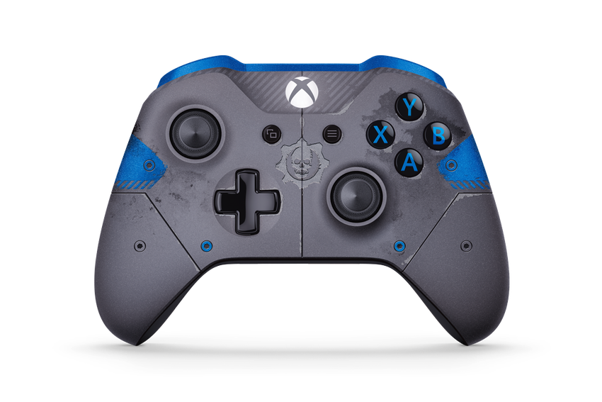 xbox one gears 4 controller