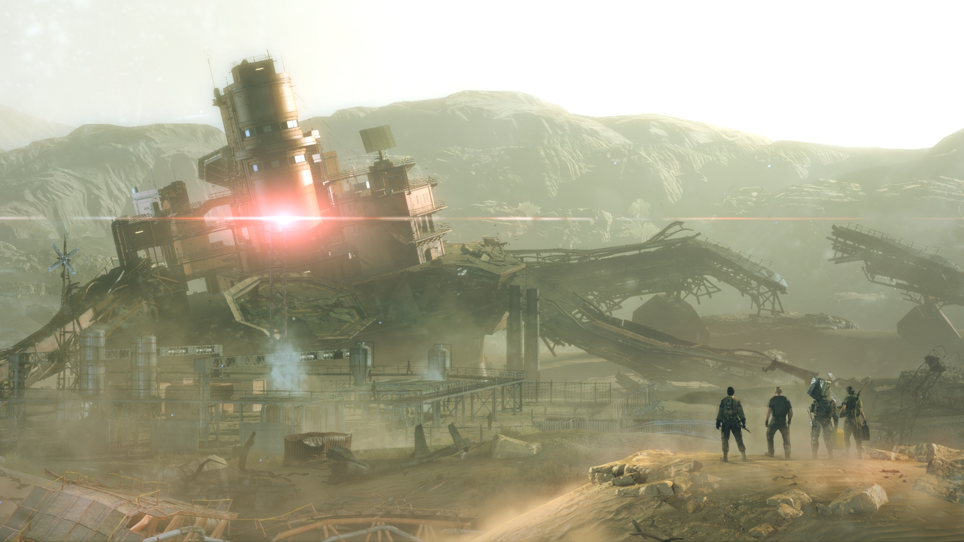 Metal Gear Survive is always online, has microtransactions