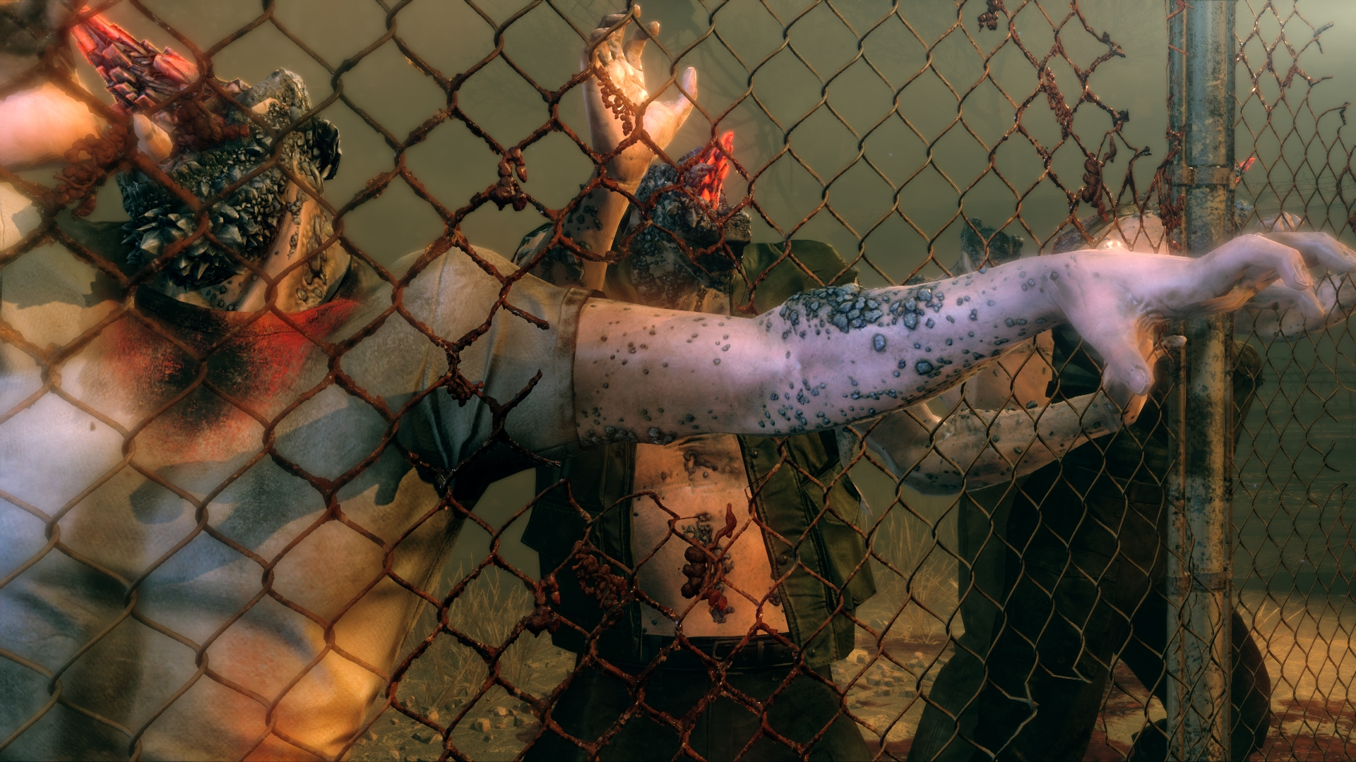 Now you can check out Metal Gear Survive for yourself