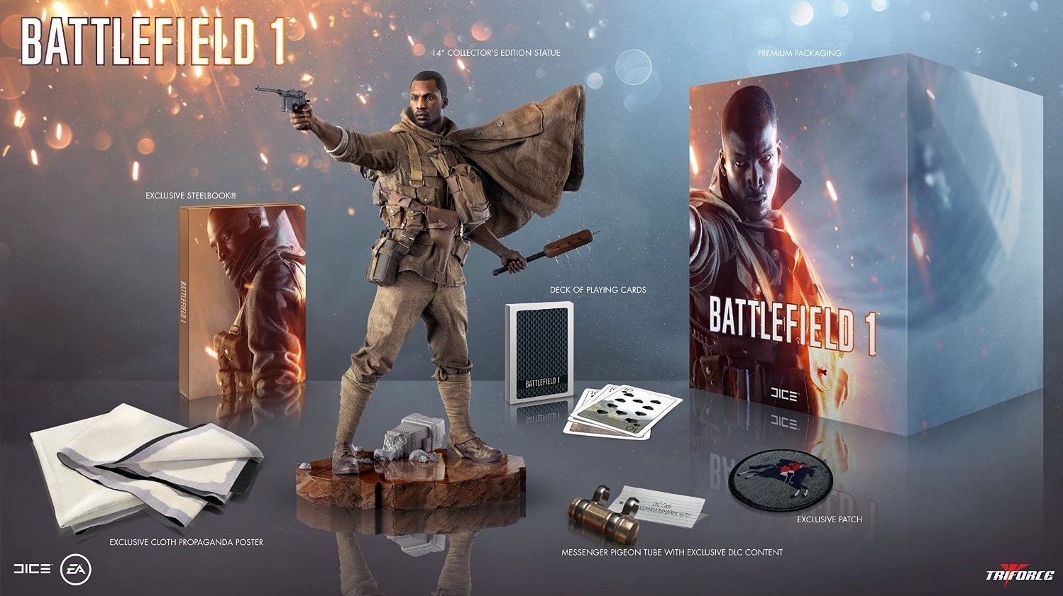 battlefield 1 amazon edition 2