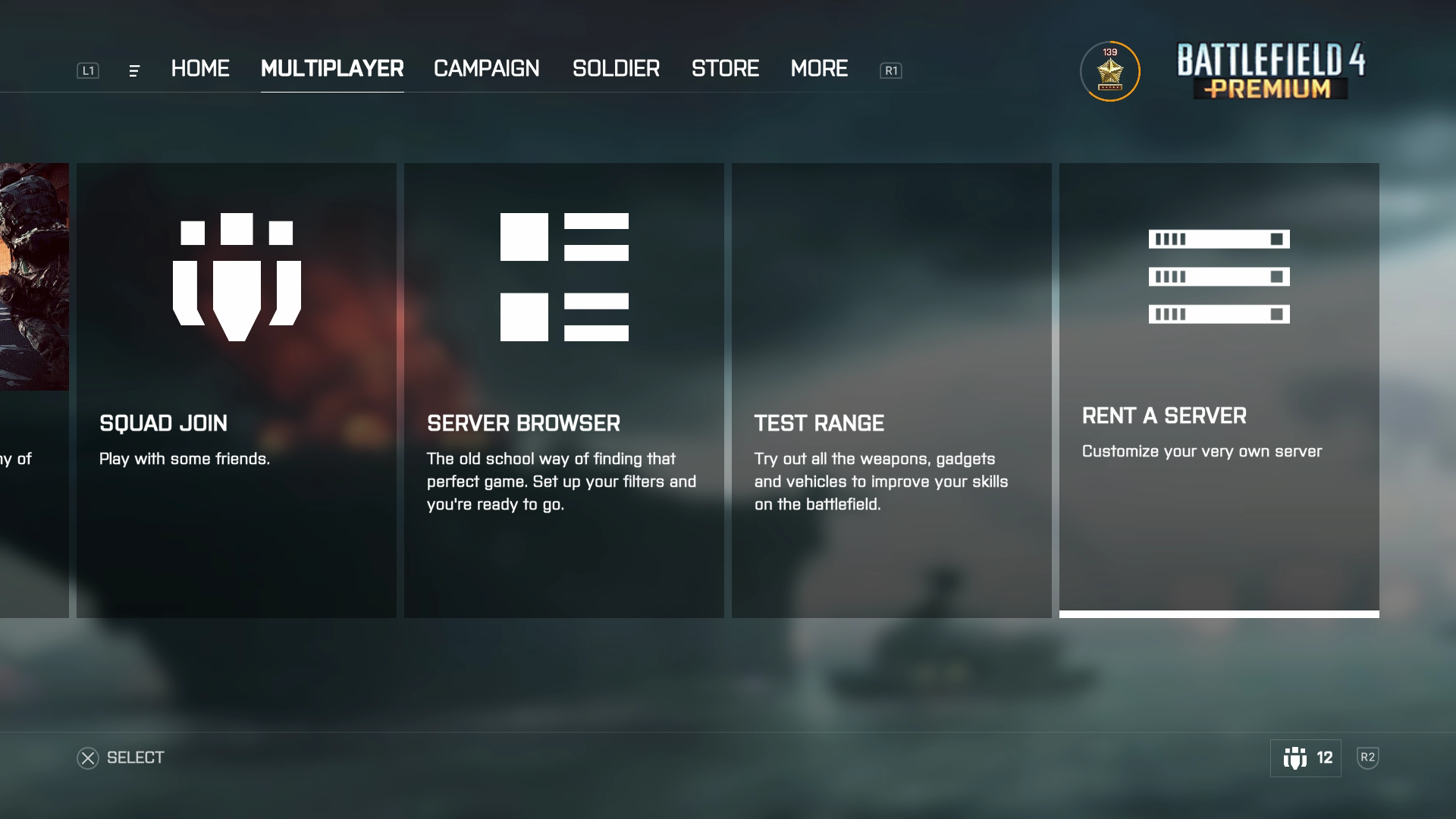 Battlefield 4 gets new, cleaner UI on PS4 and Xbox One - VG247