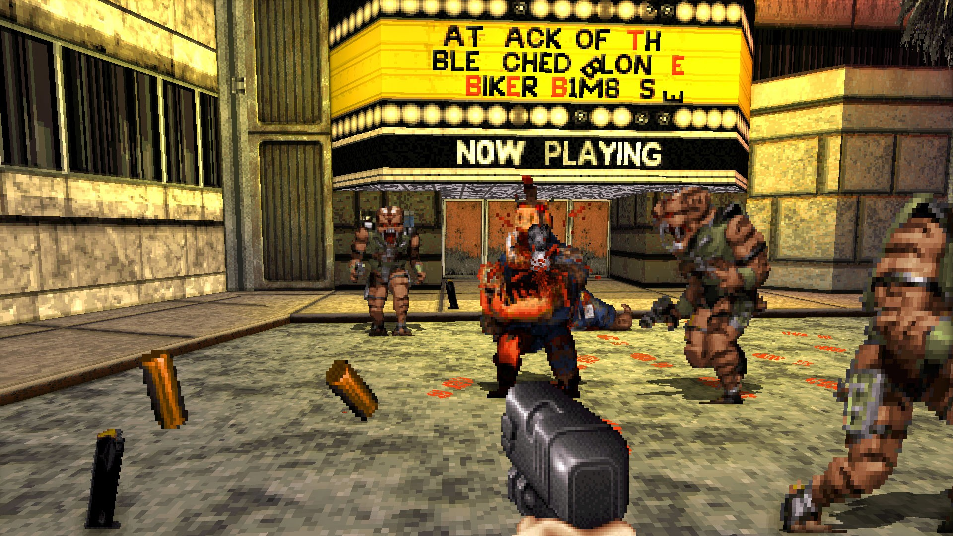 The composer of Duke Nukem 3D is suing Gearbox & Valve