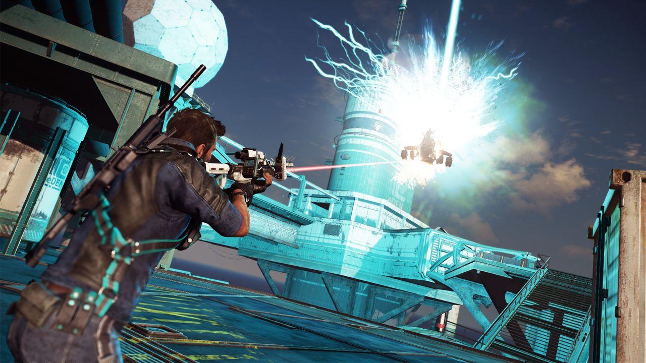 Just Cause 3 Bavarium Sea Heist DLC Releases Today
